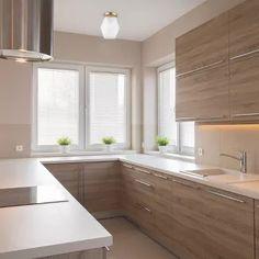 Kitchen Room Design, Condo Kitchen, Best Kitchen Designs, Kitchen Cabinet Design, Modern Kitchen Design, Home Decor Kitchen, Interior Design Kitchen, Home Kitchens, Kitchen Remodel
