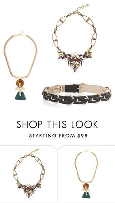 """""""Accessories"""" by bridgetteraes ❤ liked on Polyvore featuring BCBGMAXAZRIA"""