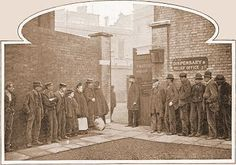 The Workhouse in St Marylebone, London: Middlesex