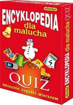 Encyklopedia Malucha - quiz, gra edukacyjna