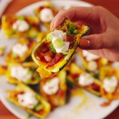 This is the low-carb solution to your potato skins craving.