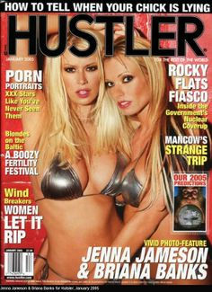 #throwbackthursday #tbt Jenna Jameson & Briana Banks