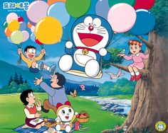 Doraemon..Doraemon!More Pins Like This At FOSTERGINGER @ Pinterest