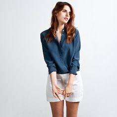 Everlane - Sun Kissed Rounded - Blue