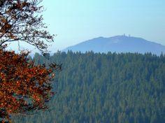 .Sumava - Boubin Magical Forest, Mountain Range, Czech Republic, Magick, Southern, Castle, Mountains, Places, Travel