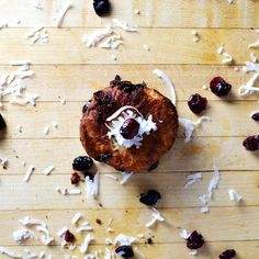 Blueberry Cranberry Cronuts & How-to Video