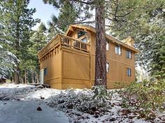 House vacation rental in Tahoe City from VRBO.com! #vacation #rental #travel #vrbo