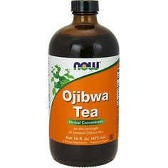 Ojibwa Tea Concentrate is formulated in specific proportions according to a wellknown traditional Native American Ojibwa formula. This liquid formula utilizes the correct ratios of the herbs by weight to create a concentrate equivalent to six times the comparable brewed tea strength.Natural color variation may occur in this product.• 6x the strength of brewed Ojibwa tea