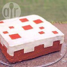 Foto de receta: Torta Minecraft