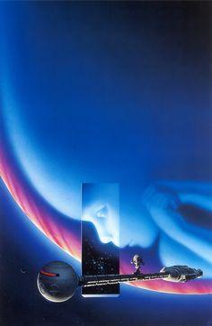michael whelan - 2010 odyssey two, 1982