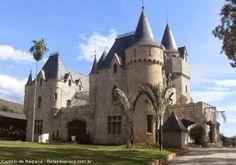 Castle Baron of Itaipava - Rio de Janeiro, Brazil - Watch travel videos at > http://destinations-for-travelers.blogspot.com/2013/12/castelo-de-itaipava-itaipava-rio-de-janeiro-brazil.html