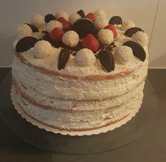 Rafaello oreo cake