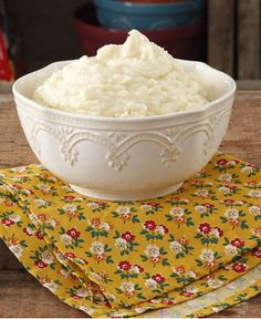 Mashed Potatoes by The Pioneer Woman /Cook/Recipes/100836/