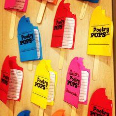 poetry pops - onomatopeoia poem