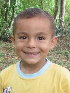 Jonathan, from El Salvador, is three years old. He loves to play ball games and is a great little helper to his mom. Jonathan's father is self-employed but his earnings are not enough to provide for his family.   Jonathan is one of many children worthy of a life filled with hope. Visit http://ow.ly/nkjCD to learn more about how you can #SponsorAChild today.