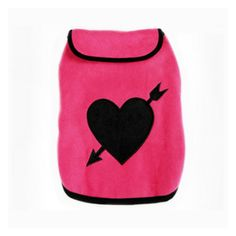 heart jacket: Dog Beds | Dog Collars | Dog Crates | Dog Costumes | Tags | Houses | Harnesses
