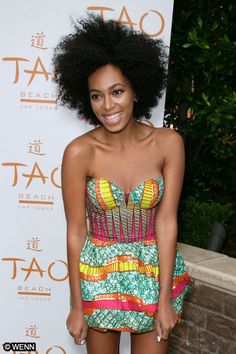 beauty from within: Hair Inspiration: Spotlight- Solange Knowles