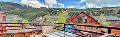 Get Cozy in Breckenridge, Copper Mountain, or Keystone.