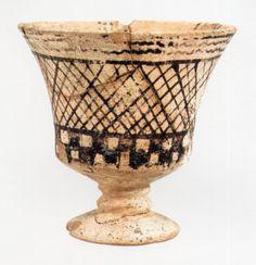 Hititte, beaker, Kültepe (Tahsin Özgüç) (Erdinç Bakla archive) Ancient Near East, Archaeology, Medieval, Old Things, Pottery, Vase, Culture, History, Modern