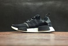 new arrival b4686 cf1bd adidas NMD R1 Primeknit Core Black Footwear White S81847 Work Outfits,  Summer Outfits, Winter