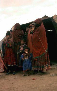 Afghanistan | Kuchi nomads. 1978-1979. | © Peter Ward