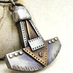 Thor's Hammer/Mjollnir Amulet