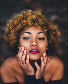Gorgeous Portrait Photography by Junior Orellana #inspiration #photography