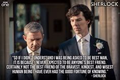 Sherlock- The Sign Of Three