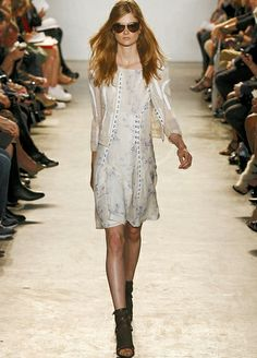 Thakoon - New York - Primavera Estate 2011 - Sfilate - MarieClaire