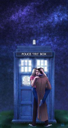 Let's Make the TARDIS Jealous by trasigpenna.deviantart.com on @DeviantArt