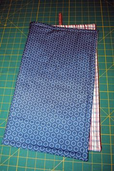 Sushi-Roll Changing Pad + Diaper/Wipes Pouch Tutorial | Sew Mama Sew | Outstanding sewing, quilting, and needlework tutorials since 2005.