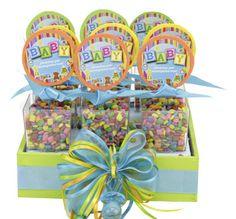 Despachador de dulces para Baby Shower / Dulceros