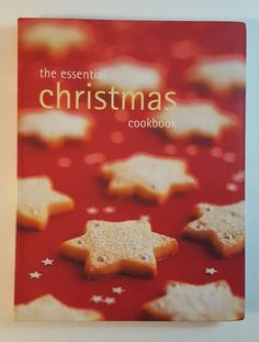 The Essential Christmas Holiday cookbook. Softcover c2005