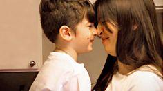 """¿Quieres ser mejor mamá y papá? Aquí te damos unas ideas: El Señor promete: """"Tus aflicciones no serán más que por un breve momento; y entonces, si lo sobrellevas bien, Dios te exaltará"""" (D. y C. 121:7–8)#LunesdeMensajesMormones"""