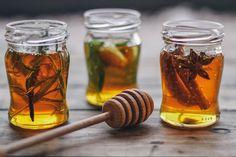 Mel Aromatizado :: Infused Honey