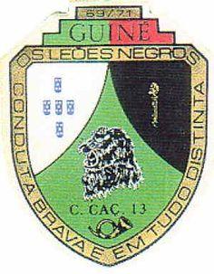 Companhia de Caçadores 13 Guiné 1969/1971