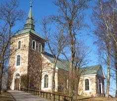 kangasalan kirkko Pori