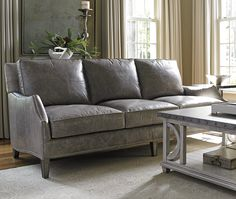 30 Best Navy Leather Sofa images | Living Room, Paint colors, Bed room