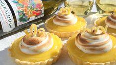 Lemon Meringue Pie pairs perfectly with Emerald Hare Chardonnay,Emerald Hare Sauvignon BlancandEmerald Hare Rosé!