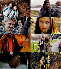 wolfblood | Wolfblood Maddy X Rhydian