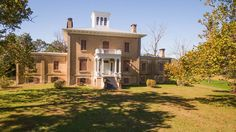Stunning 1856 mansion with a lot of potential asks $2.2M Its gorgeous, solid bones are simply stunning and would make for the ideal foundation on which to rebuild and to restore it to its former glory.