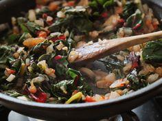 ... & True? on Pinterest | Oven roasted turkey, Vegans and Rainbow chard