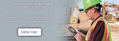 Radiocomunicação e tecnologia avançada você encontra nos produtos da CDC Digital. Confira: