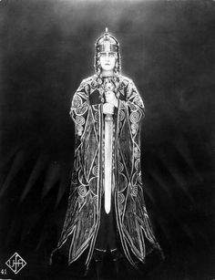Sigfried from Die Nibelungen, Dir.Fritz Lang, 1924