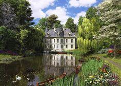 River Mansion by Dominic Davison