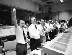 After four days of nail-biting tension, the Apollo 13 command module Odyssey splashed down into the Pacific Ocean. Astronauts Jim Lovell, Fred Haise and Jack Swigert had safely returned to Earth despite an explosion that took out much of their service module during their aborted trip to the Moon.