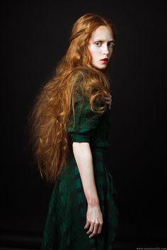 photography by Ekaterina Grigorieva  She reminds me of Merida