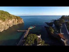 Azores S.Miguel porto da Caloura - video by SKai aerial images #Portugal