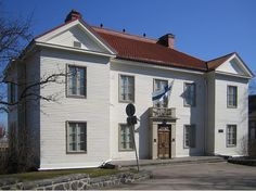 The Mannerheim Museum (des. A.Boman 1874) is a Finnish Marshal Carl Gustaf Emil Mannerheim's House.The museum is in a wooden villa in a building that served as the home of the Mannerheim for the years 1924-1951. The apartment has been maintained in the same manner as it was in his lifetime with the exception of the three exhibition rooms upstairs. The museum is maintained by the Mannerheim Foundation, which Marshal bequeathed his property.