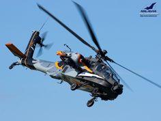 RNLAF AH-64D Apache Demo Wallpaper